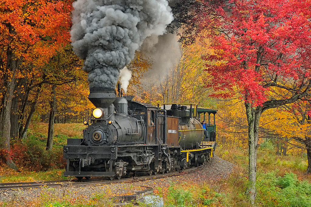 Music & Railroads of West Virginia